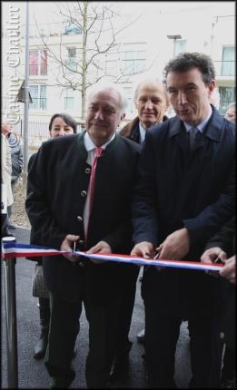 Inauguration de la Maison des Associations - © Carine Charlier © www.clic-et-plume.com