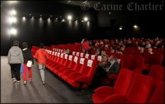 Projection Cinéma gratuite / © Carine Charlier © www.clic-et-plume.com