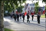 Commémoration du débarquement / © Carine Charlier © www.clic-et-plume.com