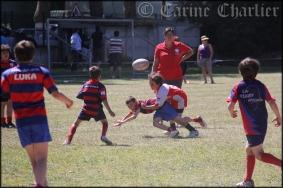 Matchs de rugby juniors / © Carine Charlier © www.clic-et-plume.com