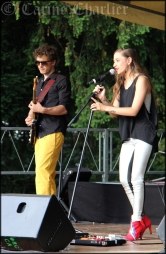 Concert de Nina Attal / © Carine Charlier © www.clic-et-plume.com