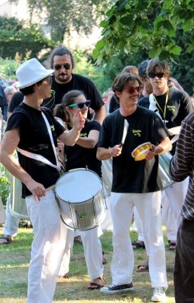 Musiques d'été dans le parc de l'horticulture / © Carine Charlier © www.clic-et-plume.com